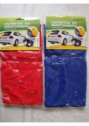 Cалфетки, полотенца из микрофибры для офиса, дома, дачи, автомобиля