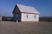 Срочно продается дом из белого газобетона 7*8,  п.Исток