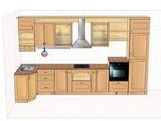 Кухонный гарнитур на заказ по вашим размерам
