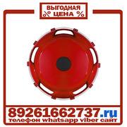 Колпаки колёсные 22.5 передние пластик красные в Москве