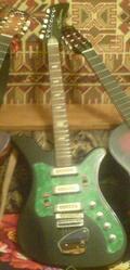 Продам гитару , , AЭЛИТА