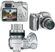 Продам фотоаппарат Olympus 510UZ
